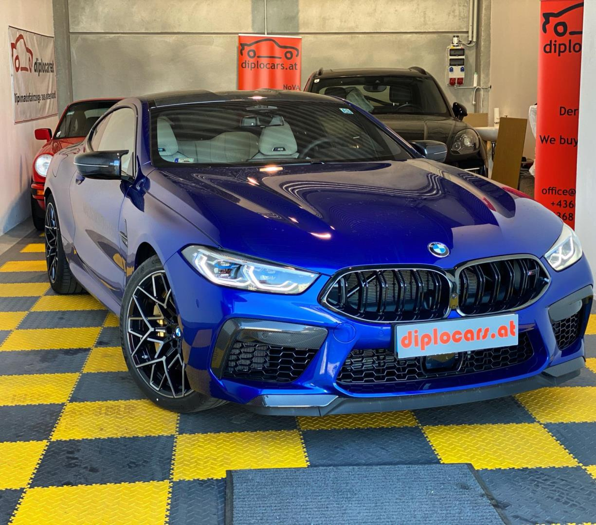 2020 Bmw M8 Competition Coupe For Sale: BMW M8 Competition